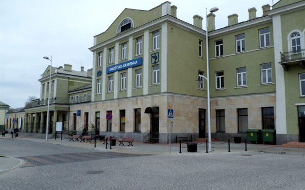 Dworzec Skarżysko-Kamienna
