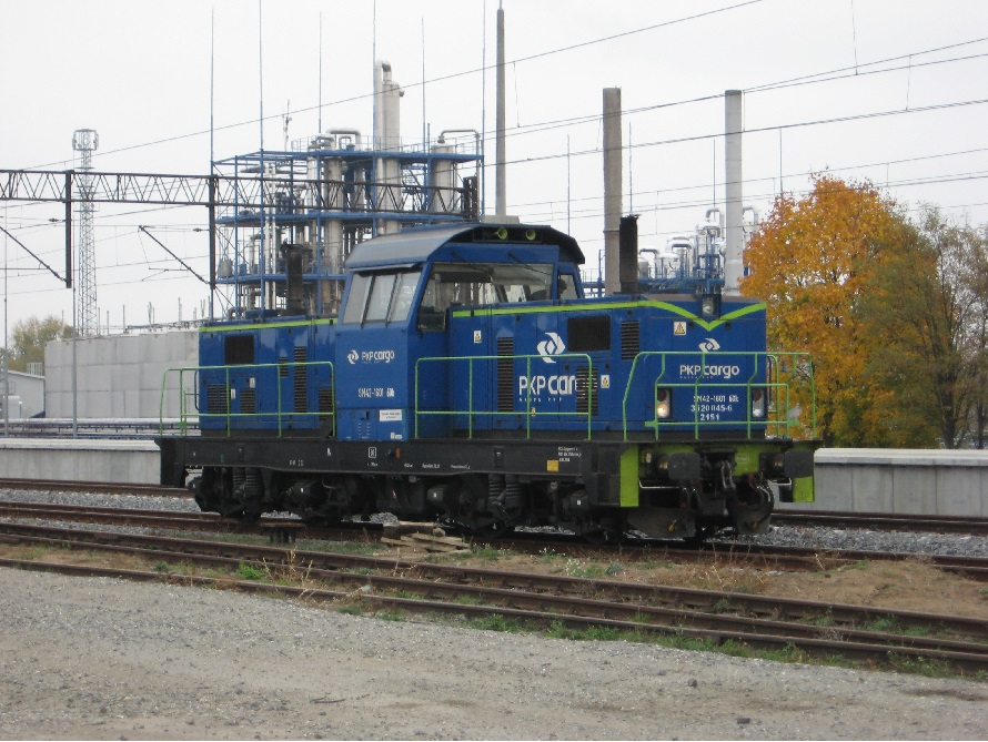 Dwusilnikowa lokomotywa SM42 typu 6DK